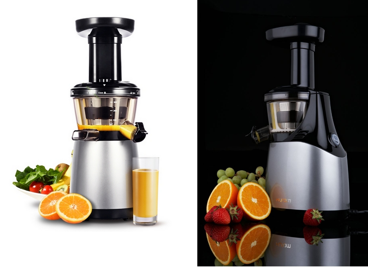 Slow Juicer Entsafter Unterschied : Hurom HE-500 Slow Juicer